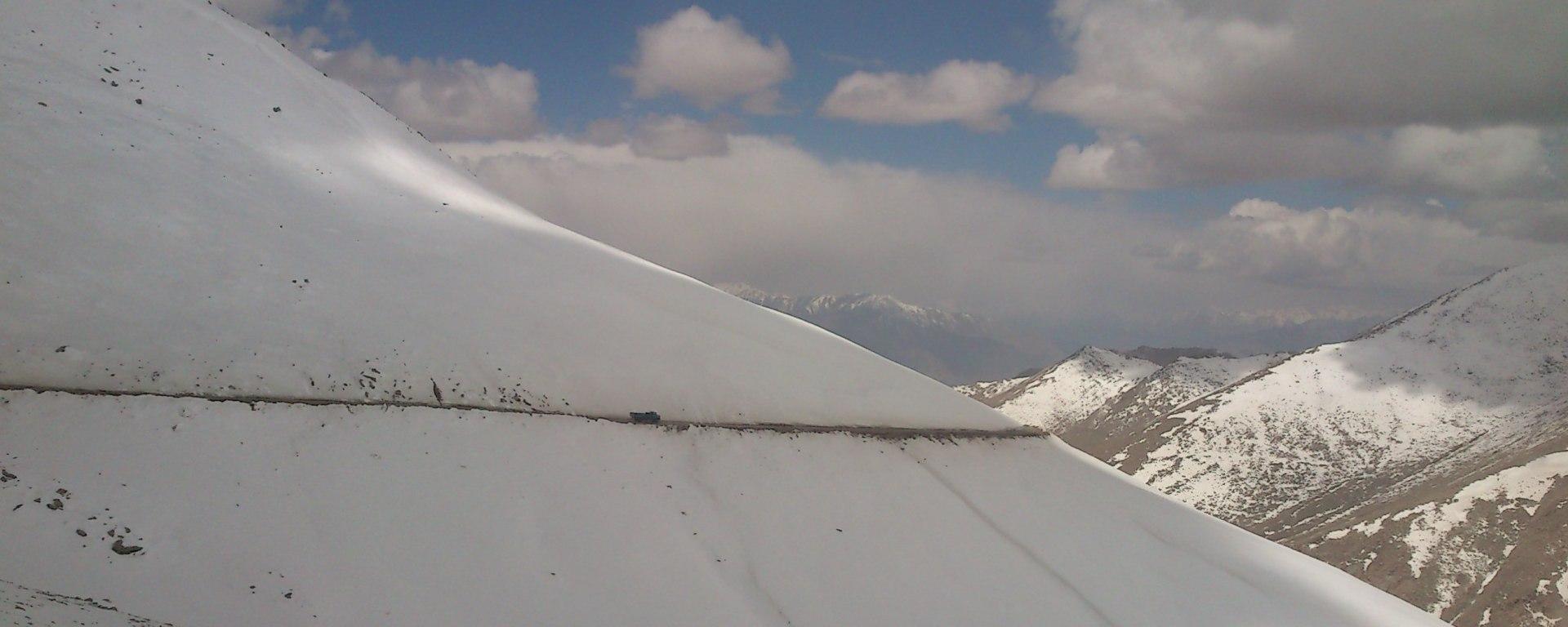 Ladakh Hills