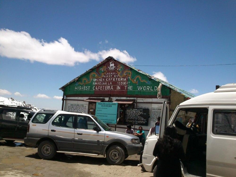 Khardungala, Ladakh