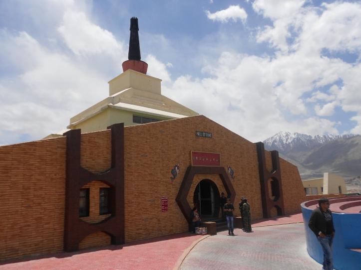 Leh Army Museum