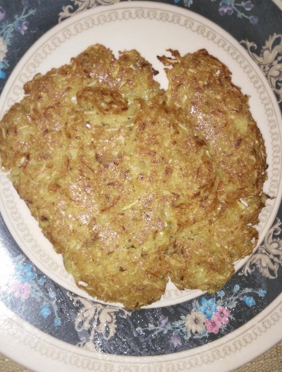 Cucumber Pancake