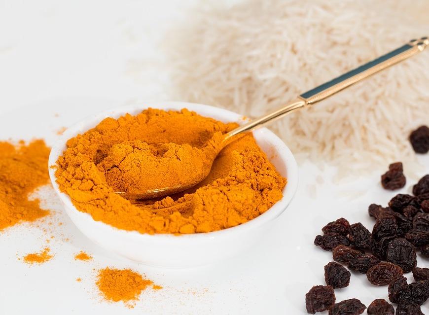 Health benefits of turmeric powder