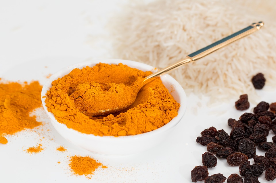 Health benefits of turmeric powder