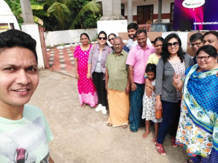 14 Homestay Owners Kumarkom