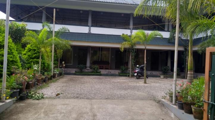 30 Entrannce Lobby Munnar Homestay