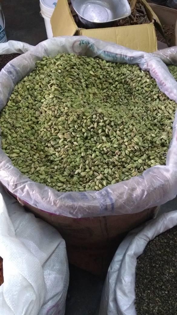 6 Cardamom Spice Market Cochin