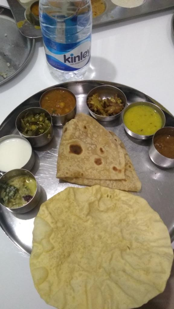 9 Kerala meal