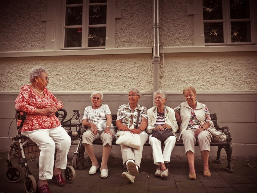 Elderly People and Exercise