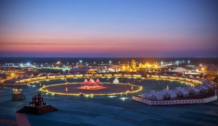 Rann Utsav, Kutch, Gujarat.