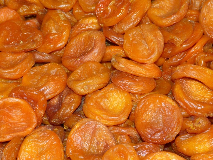 Dry Apricots health Benefits