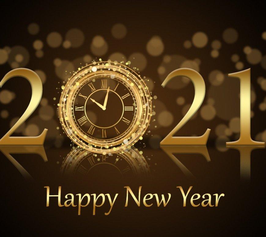 2021 Happy New Year